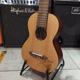 Акустические и классические гитары - Гиталеле Ortega RGL5 Bonfire Series, 0