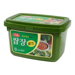 Продукты - Смешанная соевая и перцовая паста Самдян Singsong, 2000 г, 0