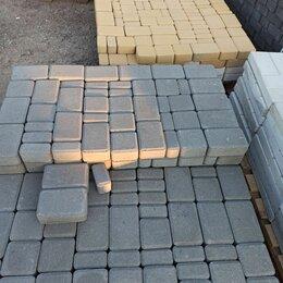 Тротуарная плитка, бордюр - Тротуарная плитка,Брусчатка, бордюры, 0