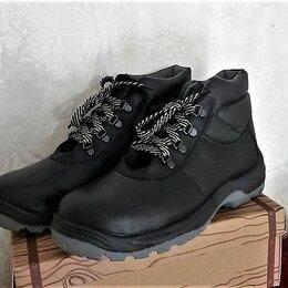 Ботинки - Ботинки мужские, натуральная кожа, р.38, 39, 40, 0
