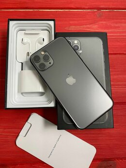 Мобильные телефоны - iPhone 11 Pro Max 64 Gb Space Gray, 0