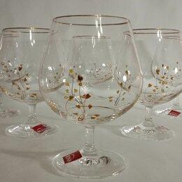 Бокалы и стаканы - Бокалы для бренди Rona - ценителям крепких напитков, 0