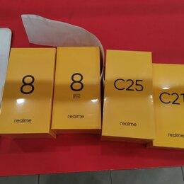 Мобильные телефоны - Realme 8 pro 6/128gb синий новый запечатанный гарантия, 0