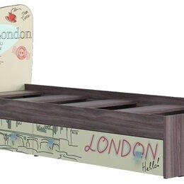 Кровати - Кровать Кр-19 «Лондон», 0