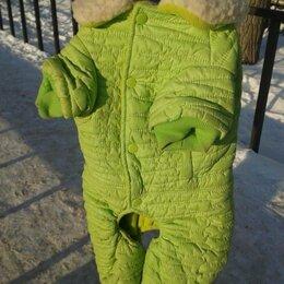 Одежда и обувь -  зимний комбинезон для собачки мини, 0