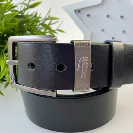 Ремни, пояса и подтяжки - Новый мужской ремень в упаковке Длина 120 см, 0