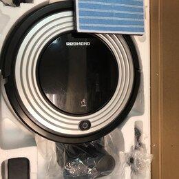 Роботы-пылесосы - Робот-пылесос REDMOND RV-R310, 0