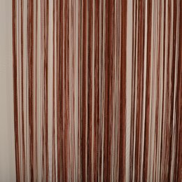 Шторы - Нитяные шторы, кисея 300х280см разные цвета, 0