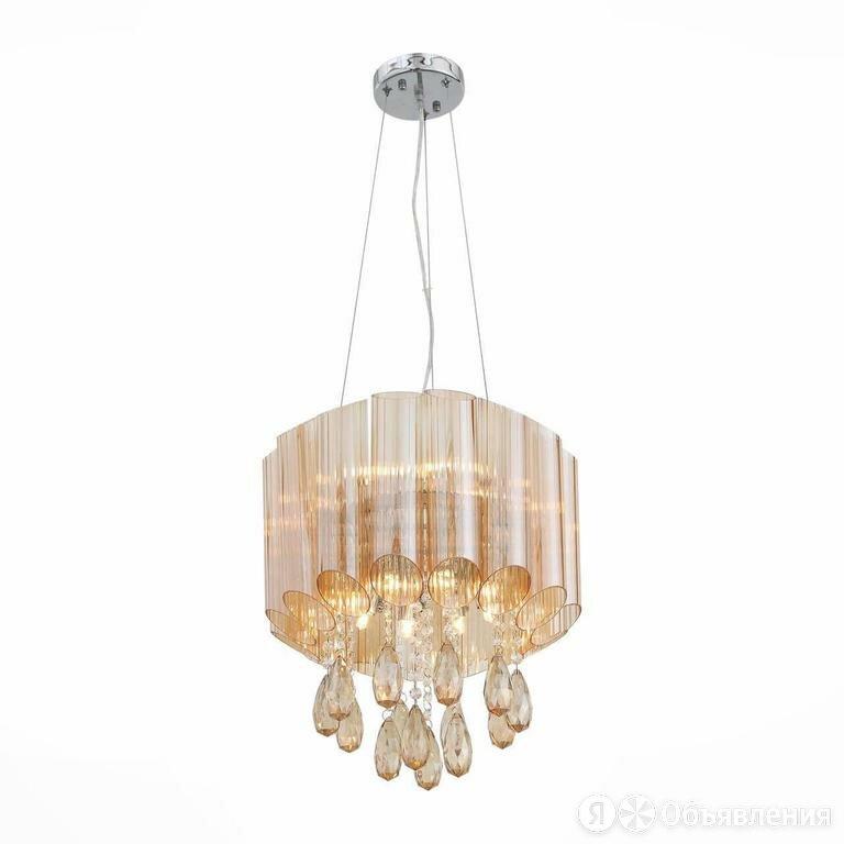 Подвесная люстра ST Luce Versita SL401.103.12 по цене 25250₽ - Люстры и потолочные светильники, фото 0