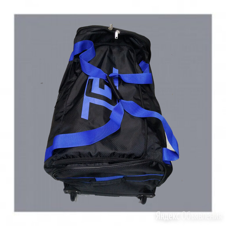 Сумка-баул хоккейная на колесиках 7GL 36 (один карман) Sr    по цене 3750₽ - Аксессуары и комплектующие, фото 0