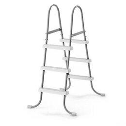Лестницы и поручни - Лестница Bestway 58335 (107см, 3 ступени), 0