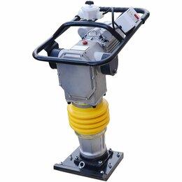 Вибротрамбовочное оборудование - Вибротрамбовка электрическая TSS HCD80G (220В), 0