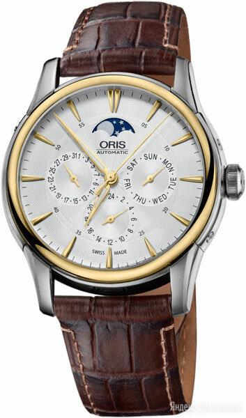 Наручные часы Oris 781-7703-43-51LS по цене 139800₽ - Наручные часы, фото 0