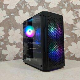 Настольные компьютеры - Игровой компьютер i5 6500/ 1650 4гб/ 16/ SSD 120, 0