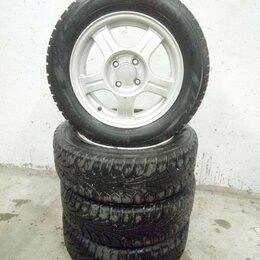 Шины, диски и комплектующие - Зимняя резина 175*65/R14 Nordman-RS, 0