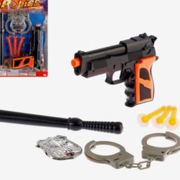 Полицейские и шпионы - Набор полицейского Городской патруль детский с наручниками СМ-4627524, 0