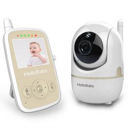 Радио- и видеоняни - Видеоняня HelloBaby HB248, 0