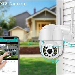 Камеры видеонаблюдения - Ip камера с управлением, 3Mp add 128Gb., 0