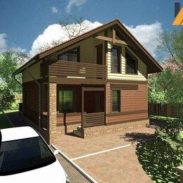 Готовые строения - Каркасный дом экологичный кд-287 148м², 0