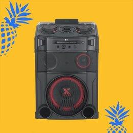 Музыкальные центры,  магнитофоны, магнитолы - Музыкальный центр LG OM7550K, 0