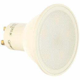 Лампочки - Светодиодная лампа Navigator NLL-PAR16-5-230-3K-GU10, 0