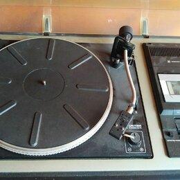 Проигрыватели виниловых дисков -  Вега 109 стерео , 0
