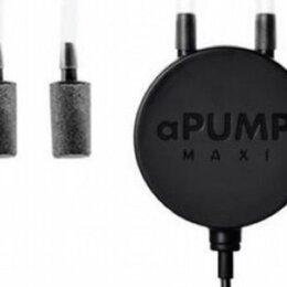 Оборудование для аквариумов и террариумов - Apump компрессор для аквариума до 100 л, 0