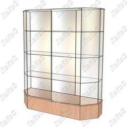 Мебель для учреждений - Витрина демонстрационная В-152ВН, 0