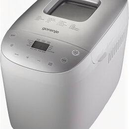 Хлебопечки - Хлебопечка Gorenje BM1600WG, 0