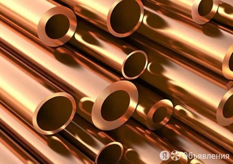 Труба бронзовая 85х12,5 мм БрАЖН10-4-4 DIN 1755 по цене 565₽ - Металлопрокат, фото 0