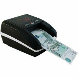 Детекторы и счетчики банкнот - Автоматический детектор банкнот docash vega (с акб), 0