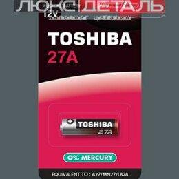 Батарейки - TOSHIBA 27ABP1C Батарейка , 0
