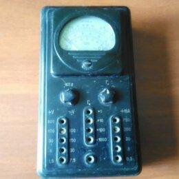 Измерительные инструменты и приборы - Измерительный прибор ампервольтметр ц20, 0