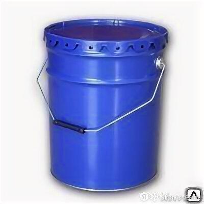 Грунт-эмаль 3 в 1 по ржавчине 25 кг серая ЮСК по цене 96₽ - Эмали, фото 0