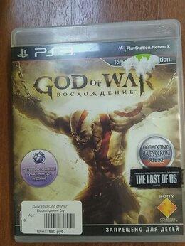 Игры для приставок и ПК - God of war: восхождение [ps3, русская версия]…, 0
