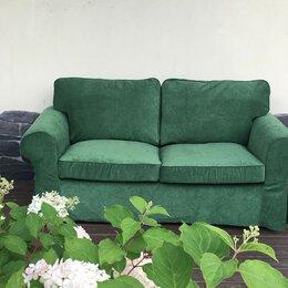 Чехлы для мебели - Чехол для 2-х местного дивана-кровати Экторп ( ИКЕА), 0