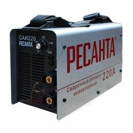 Сварочные аппараты - Аппарат сварочный РЕСАНТА САИ 220, 0