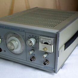 Измерительные инструменты и приборы - Генератор сигналов низкочастотный Г3-120  , 0
