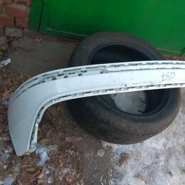 Кузовные запчасти - Бампер задний Volkswagen Tiguan 2, 0