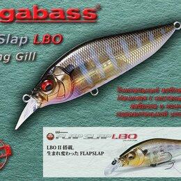 Приманки и мормышки - MegaBass Flap Slap LBO Al (Evening Gill), 0
