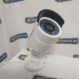 Видеокамеры - Камера видеонаблюдения HiWatch DS-I120 (4 мм), 0