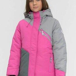 Куртки и пуховики - Куртка зимняя Button Blue 110-152, 0