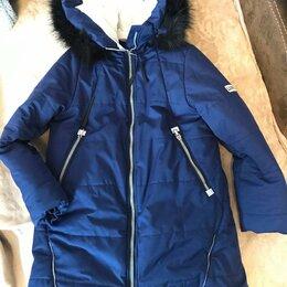 Пальто и плащи - Пальто зимнее для девочки , 0
