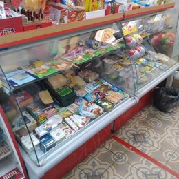 Холодильные витрины - Витрина продовольственного магазина, 0