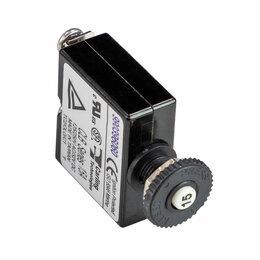 Концевые, позиционные и шарнирные выключатели - Предохранитель автоматический 15 А, 0