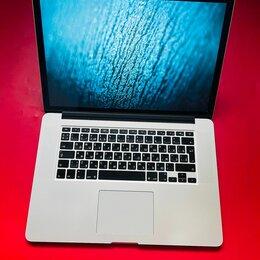 Ноутбуки - Apple macbook pro 15 mid 2015 i7 2,5 16 512 R9M370, 0