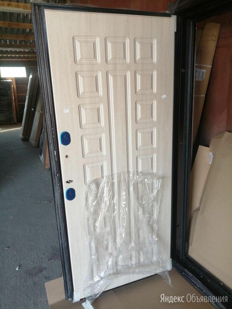 Дверь входная металлическая с терморазрывом новая.  по цене 28370₽ - Входные двери, фото 0
