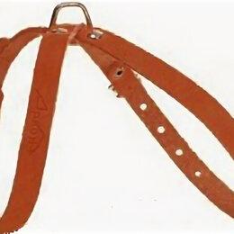 Шлейки  - АРКОН  Шлейка  коньячная, 36-45 см*12мм , для кошек и мелких собак, 0