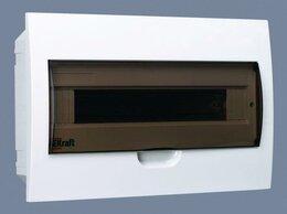 Окна - Корпус пластиковый встраиваемый 18мод. ЩРВ-П-18…, 0