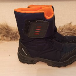 Ботинки - Ботинки quechua novadry stratermic 35-36р, 0